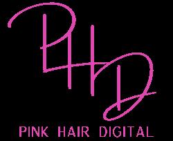 Pink Hair Digital